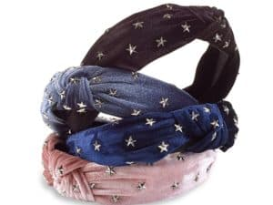 Metal Star Headband