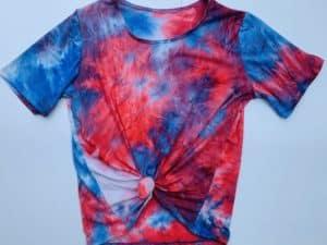Tween Tie Dye