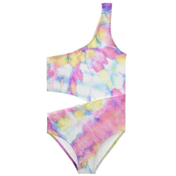 Stella Cove Whirl Side Cut Swimsuit