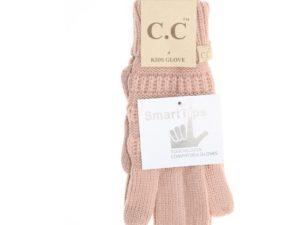 CC Beanie Kids Gloves indie pink