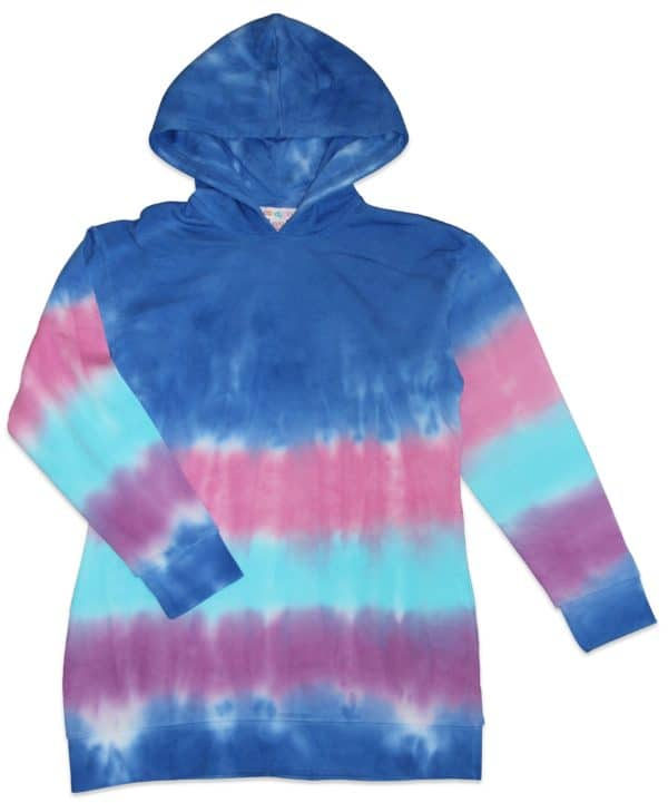 Candy Pink Tie Dye