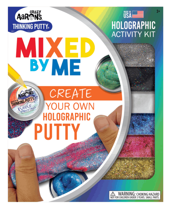 Crazy Aarons Holographic Putty