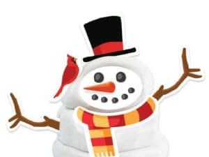 Frosty Friend Putty
