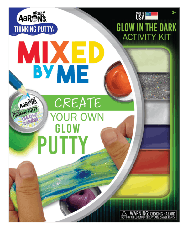 GLOW IN THE DARK MIXED BY ME KIT 2020