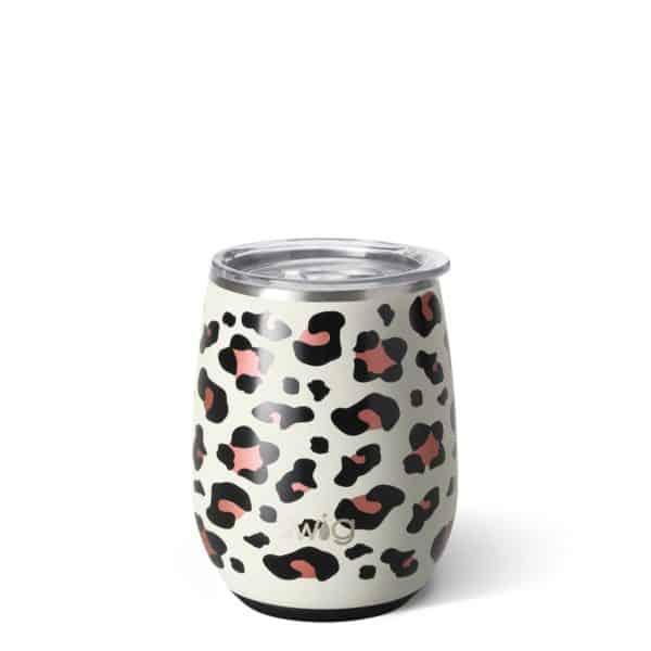 Swig Leopard Wine Cup