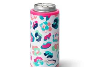 Swig Party Animal Skinny Koozie