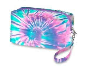 Tie Dye Ice Cosmetic Bag