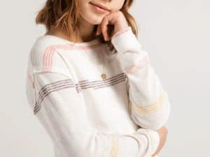 Z Supply Girls Kevy Stripe