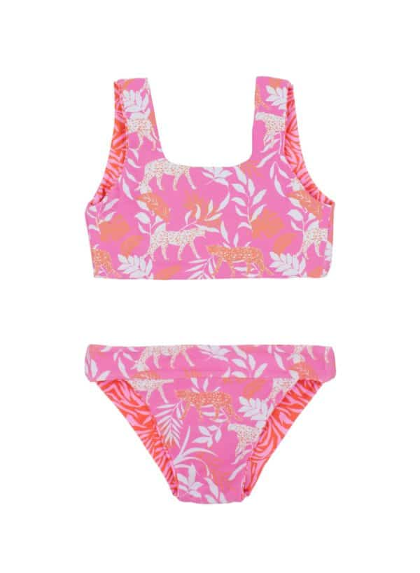 Feather 4 arrow island hopper reversible bikini