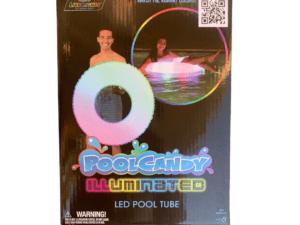 LED Light up pool tube