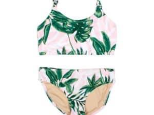 Shade Critters Pink Palm Bikini
