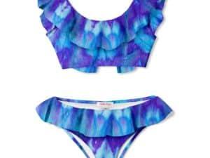Stella Cove Indigo Tie Dye Bikini