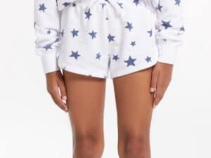 Z Supply Girls Mia Star Short