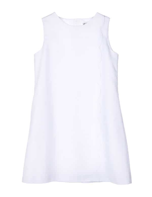 Gabby White Dress