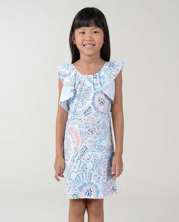 Mini Molly Paisley Dress.5