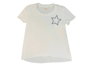 Paper Flower star short
